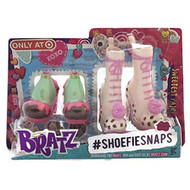 Exclusive 2016 Valentine's Day Bratz Shoefie Snaps Shoe Pack Toy - DD630038