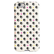 AGENT18 iPhone 6 SlimShield Dots Over Fabric Case Cover Multi-Color - EE538890