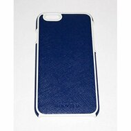 Adopted Leather Wrap Case Saffiano Navy/White For iPhone 6 Cover - EE559788