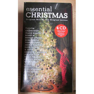 Essential Christmas Original Hits By Celine Dion Frank Sinatra Johnny - EE551312