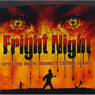 Fright Night On Audio CD Album Halloween Music - DD586303