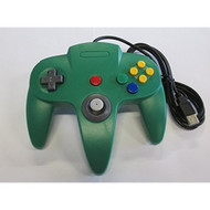 Nintendo N64 USB Controller Green By Mars Devices Gamepad - ZZZ99029