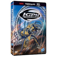 IGPX Vol 1 Toonami Edition Immortal Grand Prix With Peter Cullen Anime - EE456122