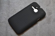 T-Mobile Black Gel Skin For Alcatel OneTouch Evolve Black Case Cover - EE473218