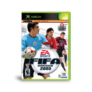 FIFA Soccer 2005 Xbox For Xbox Original With Manual and Case - XX644662