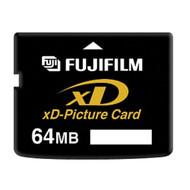 FujiFilm 64MB Xd-Picture Card - DD644835