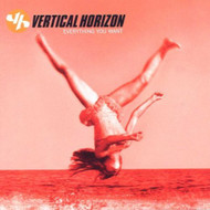 Everything You Want By Vertical Horizon On Audio CD Album 1999 - XX645269