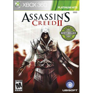 Assassin's Creed II: Platinum Hits Edition For Xbox 360 - EE645737