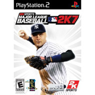 Major League Baseball 2K7 For PlayStation 2 PS2 - XX646023
