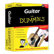 EMedia Guitar For Dummies Level 2 Software - EE646092
