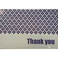 BizMart Thank You Cards & Envelopes Set Of 8 Colors - DD646139