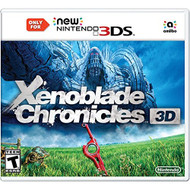 Xenoblade Chronicles 3D New Nintendo For 3DS - EE646465
