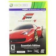 Forza Motorsport 4 Essentials Edition For Xbox 360 Racing - EE646940