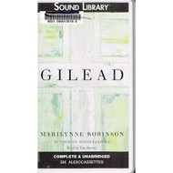 Gilead By Robinson Marilynne Jerome Tim Narrator On Audio Cassette - D647417