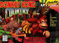 Donkey Kong Country For Super Nintendo SNES - EE647568