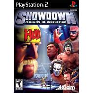 Showdown: Legends Of Wrestling For PlayStation 2 PS2 - EE647703