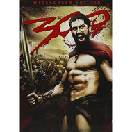 300 Single-Disc Widescreen Edition On DVD With Gerard Butler - DD647975
