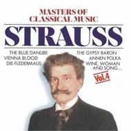 Masters Of Classical Music: Strauss By Johann Strauss Composer Kurt - DD648191