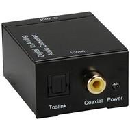 QVS Spdifrca Digital S/pdif To Stereo Analog RCA Audio Converter - DD648625