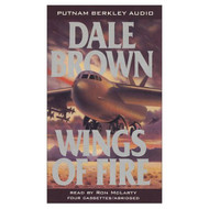 Wings Of Fire By Dale Brown Ron McLarty Reader On Audio Cassette - D648732