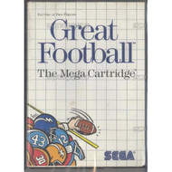 Great Football The Mega Cartridge For Sega Master Vintage - EE648914