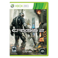 Crysis 2 For Xbox 360 With Manual And Case - EE649127