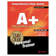 A+ Exam Cram 2nd Edition Personal Trainer Exam: 220-201 220-202 - DD649454