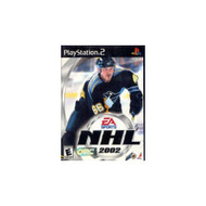 NHL 2002 PS2 For PlayStation 2 Hockey - XX649955