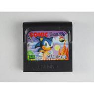 Sonic The Hedgehog For Sega Game Gear Vintage - EE650328