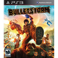 Bulletstorm For PlayStation 3 PS3 Shooter - EE650785