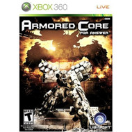 Armored Core: For Answer For Xbox 360 - EE650994