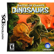 Battle Of Giants: Dinosaurs For Nintendo DS DSi 3DS 2DS - EE651149