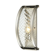 Elk Lighting 31460/1 Chandler Collection 1 Light Sconce Polished - DD651603