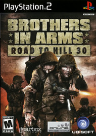 Brothers In Arms: Road To Hill 30 For PlayStation 2 PS2 - EE651382