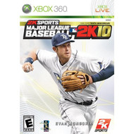 MLB 2K10 For Xbox 360 Baseball - EE651461