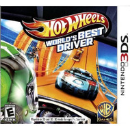 Hot Wheels World's Best Driver For 3DS Racing - EE651567