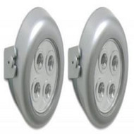 Sound Sensor Spotlights Set Of Two Lights 2 - DD651489