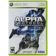 Alpha Protocol For Xbox 360 RPG - EE652256