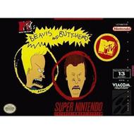 MTV's Beavis And Butthead For Super Nintendo SNES - EE652270