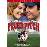 Fever Pitch Widescreen Edition On DVD with Drew Barrymore Comedy - DD652613