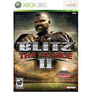 Blitz: The League II For Xbox 360 Football With Manual and Case - EE652833