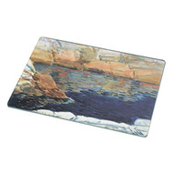 Rikki Knight RK-LGCB-2955 Childe Hassam Art Beryl Look At The Pond - DD652993