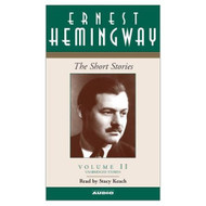 The Short Stories Volume II Short Stories Simon & Schuster Audio By - D653193