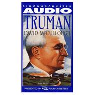 Truman By David Mccullough On Audio Cassette - D653199