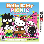 Hello Kitty Picnic Nintendo For 3DS - EE653239