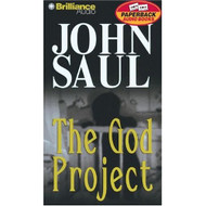 The God Project By Saul John Foster Mel Reader On Audio Cassette - D653972