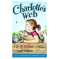 Charlotte's Web By E B White On Audio Cassette - D653973