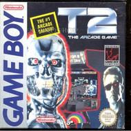 Terminator II: Arcade Game On Gameboy - EE654205