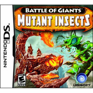 Battle Of Giants: Mutant Insects For Nintendo DS DSi 3DS 2DS - EE654215