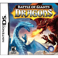 Battle Of Giants: Dragons For Nintendo DS DSi 3DS 2DS - EE654381
